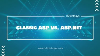 Photo of Classic ASP Vs. ASP .Net