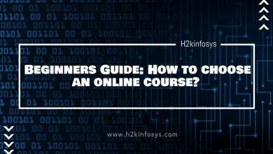 Photo of Beginners Guide: How to choose an online course?