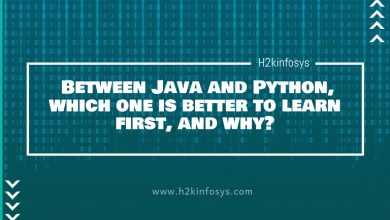 Photo of Between Java and Python, which one is better to learn first, and why?