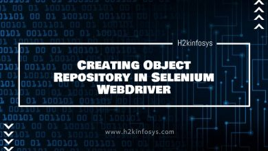 Photo of Creating Object Repository in Selenium WebDriver