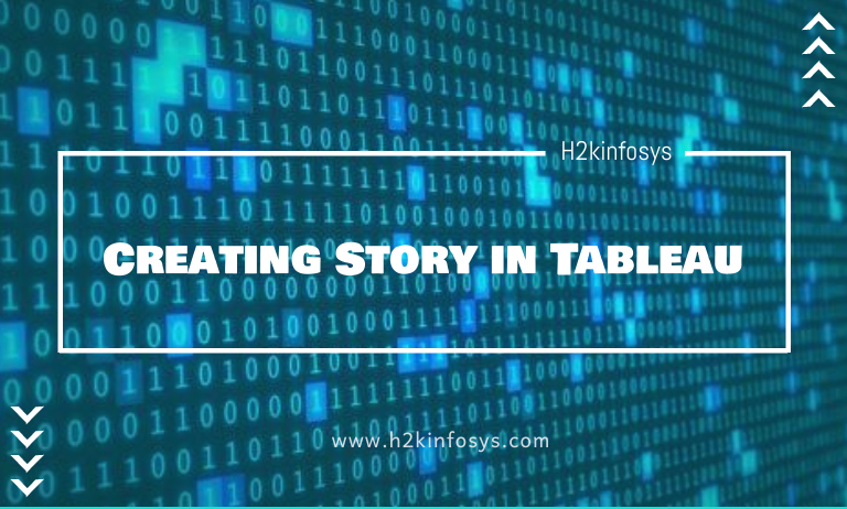 Creating Story in Tableau