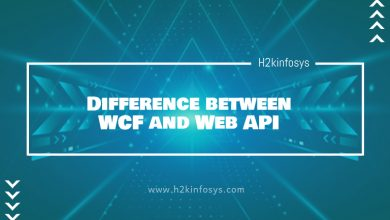 Photo of Difference between WCF and Web API