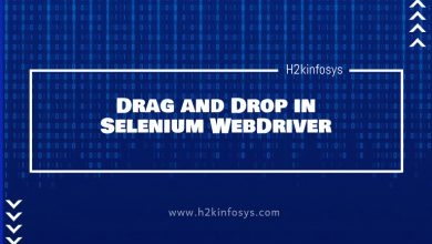Photo of Drag and Drop in Selenium WebDriver