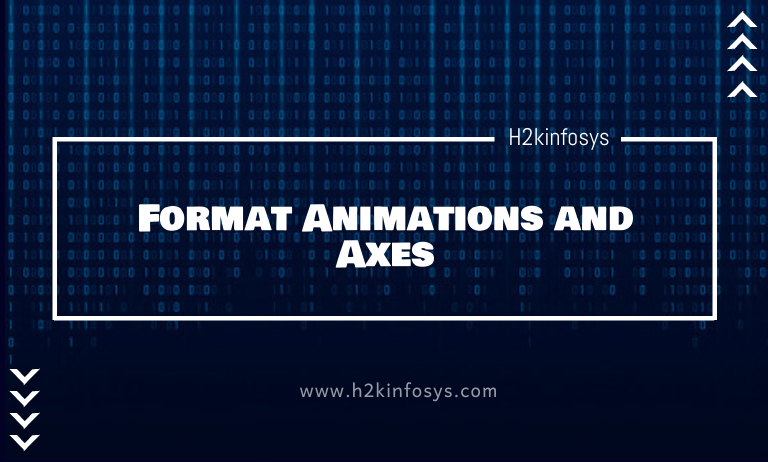 Format Animations and Axes