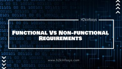 Photo of Functional Vs Non-functional Requirements