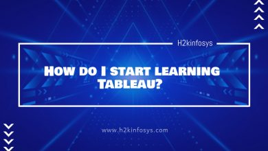 Photo of How do I start learning Tableau?