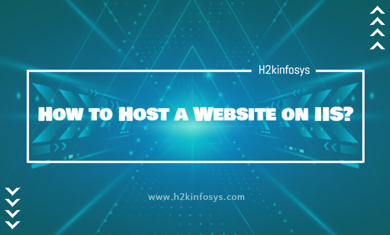 How to Host a Website on IIS