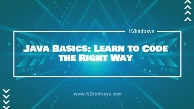 Photo of Java Basics: Learn to Code the Right Way