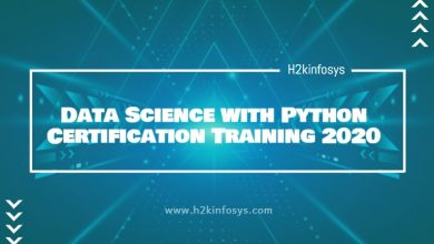 Photo of Data Science with Python Certification Training 2020
