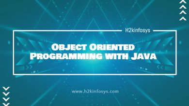 Photo of Object Oriented Programming with Java