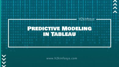 Photo of Predictive Modeling in Tableau