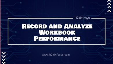 Photo of Record and Analyze Workbook Performance