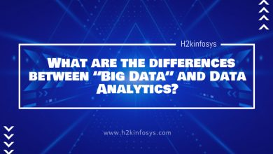 "Photo of What are the differences between ""Big Data"" and Data Analytics?"