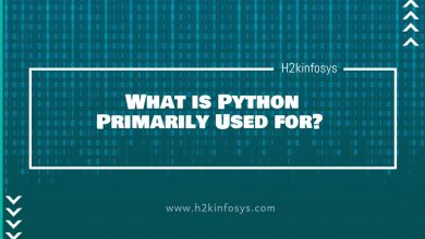 Photo of What is Python Primarily Used for?