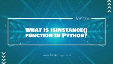 Photo of What is isinstance() function in Python?
