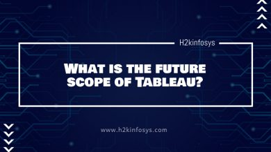 Photo of What is the future scope of Tableau?