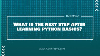 Photo of What is the next step after learning python basics?