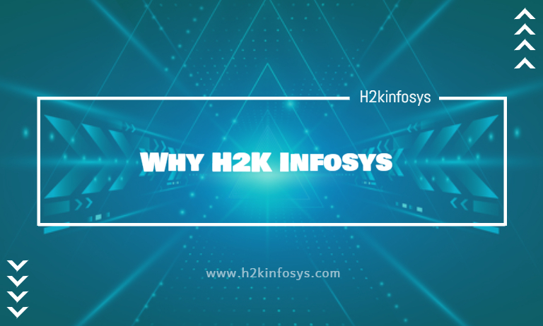 Why H2K Infosys