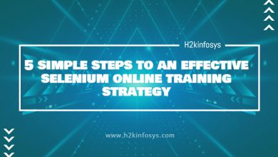 Photo of 5 simple steps to an effective selenium online training strategy