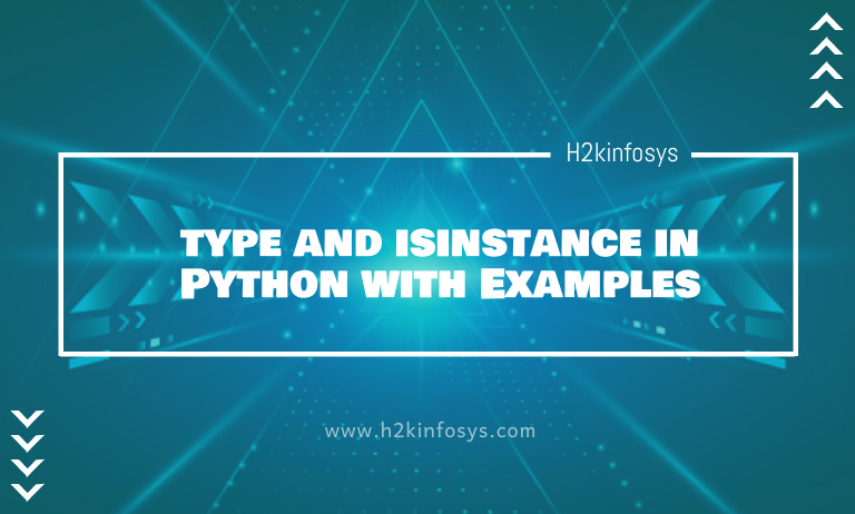 type and isinstance in Python with Examples