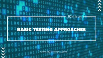 Photo of Basic Testing Approaches