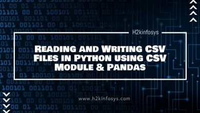 Photo of Reading and Writing CSV Files in Python using CSV Module & Pandas