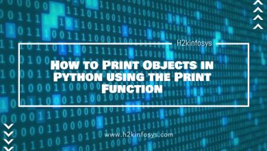 Photo of How to Print Objects in Python using the Print Function