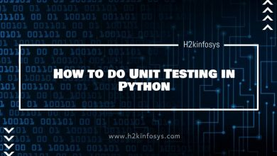 Photo of How to do Unit Testing in Python