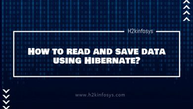 Photo of How to read and save data using Hibernate?