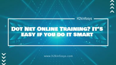 Photo of Dot Net Online Training? It's easy if you do it smart