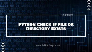 Photo of Python Check If File or Directory Exists