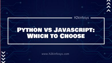 Photo of Python vs Javascript: Which to Choose