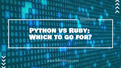Photo of Python vs Ruby: Which to go for?