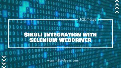 Photo of Sikuli Integration with Selenium Webdriver
