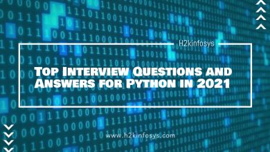 Photo of Top Interview Questions and Answers for Python in 2021