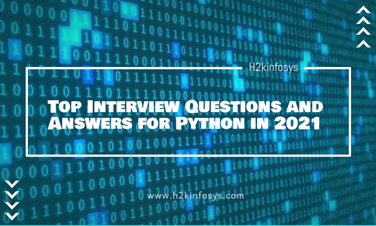 Top Interview Questions and Answers for Python in 2021