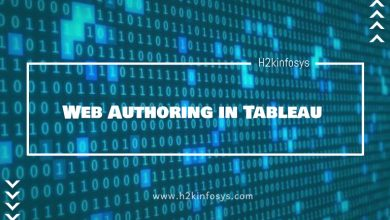 Photo of Web Authoring in Tableau