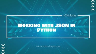 Photo of Working with JSON in Python