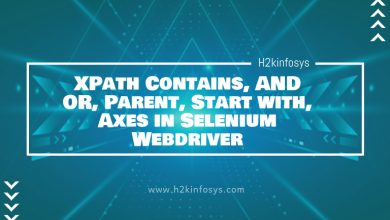 Photo of XPath Contains, AND OR, Parent, Start with, Axes in Selenium Webdriver