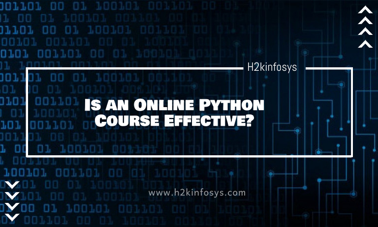 Is an Online Python Course Effective?