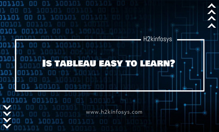 Is tableau easy to learn