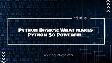 Photo of Python Basics What makes Python So Powerful