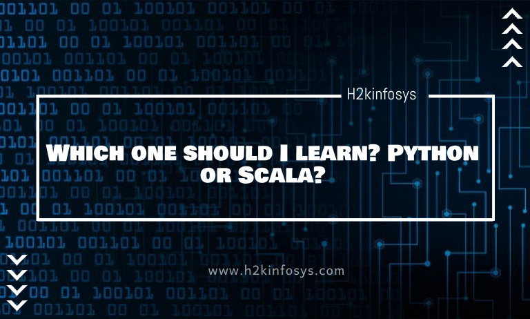 Which one should I learn? Python or Scala?