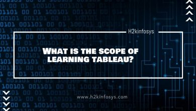 Photo of What is the scope of learning tableau?
