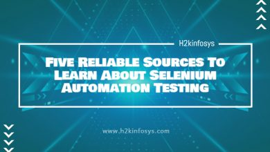 Photo of Five Reliable Sources To Learn About Selenium Automation Testing