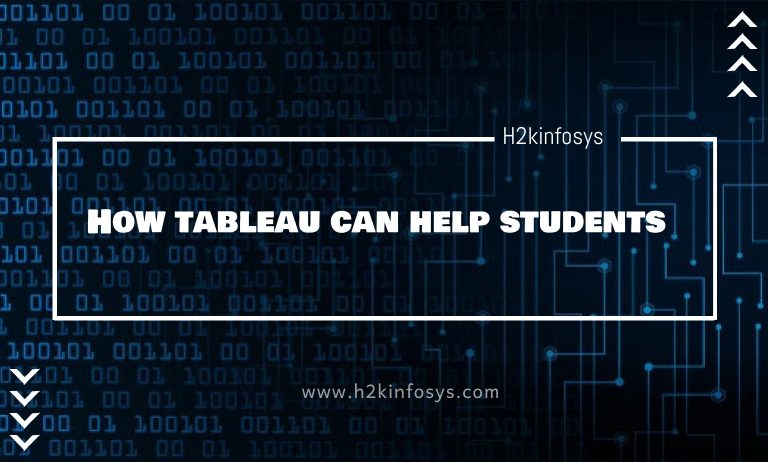 How tableau can help students