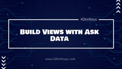 Photo of Build Views with Ask Data