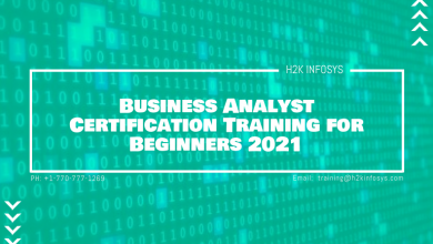 Photo of Business Analyst Certification Training for Beginners 2021