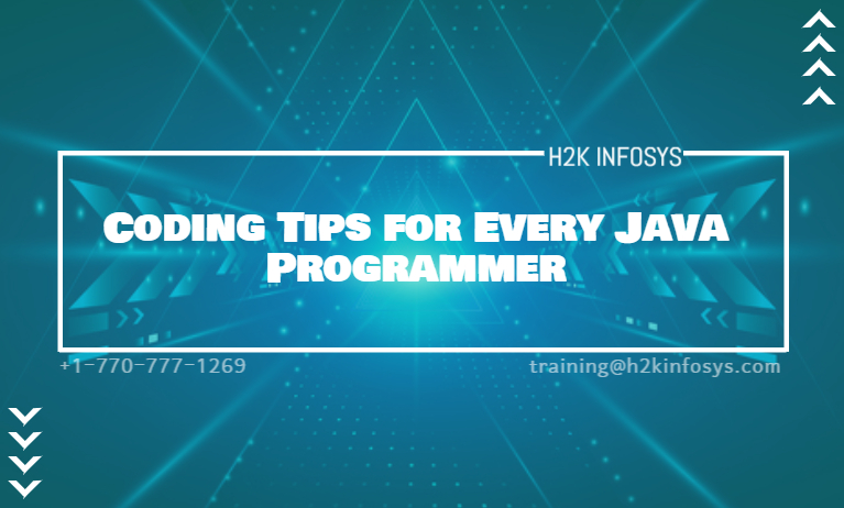 Coding Tips for Every Java Programmer