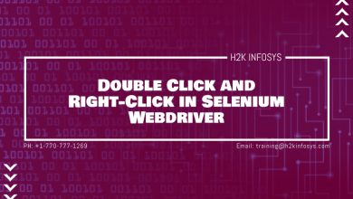 Photo of Double Click and Right-Click in Selenium Webdriver